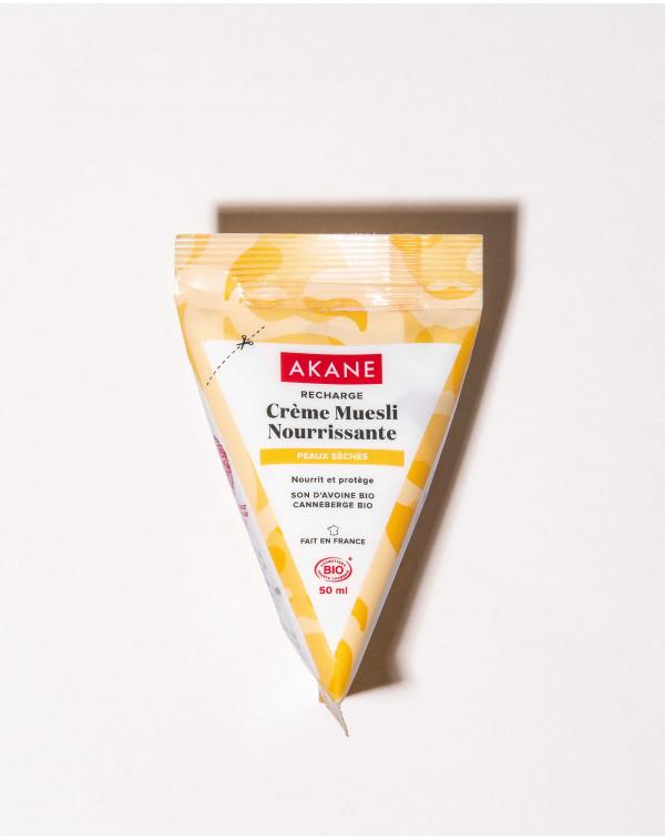 Müsli-Creme Nachfüllpackung 50 ML